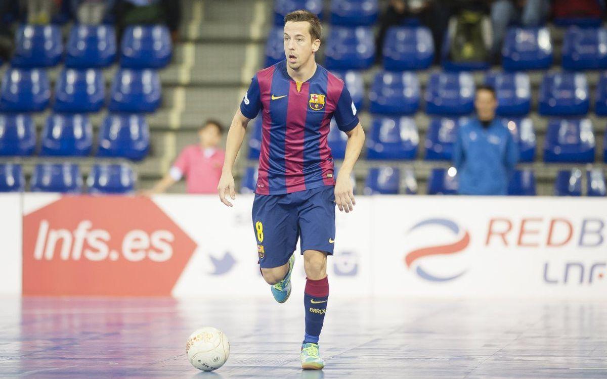 DIRECTE / FC Barcelona-Peníscola FS