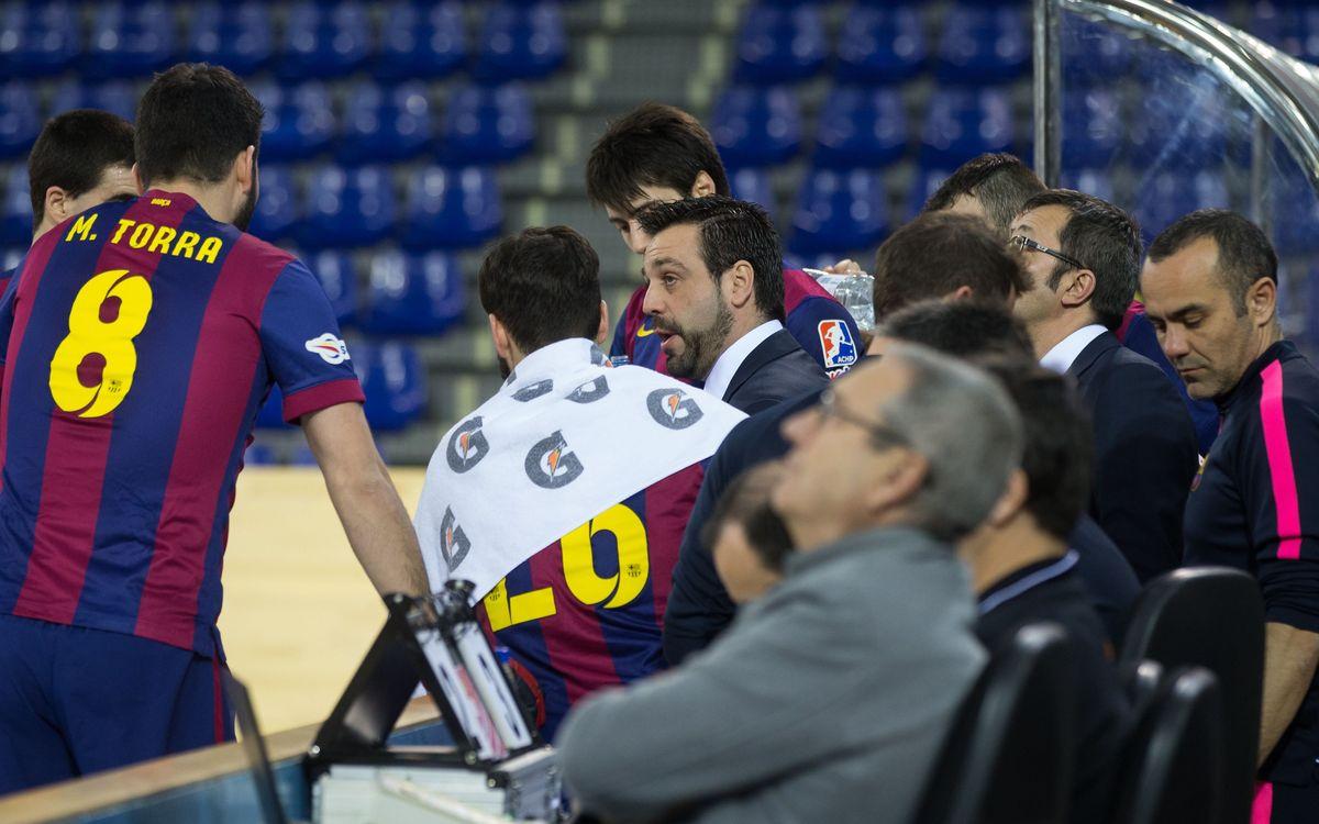 """Ricard Muñoz: """"El Tordera ens farà córrer i hem d'estar atents"""""""