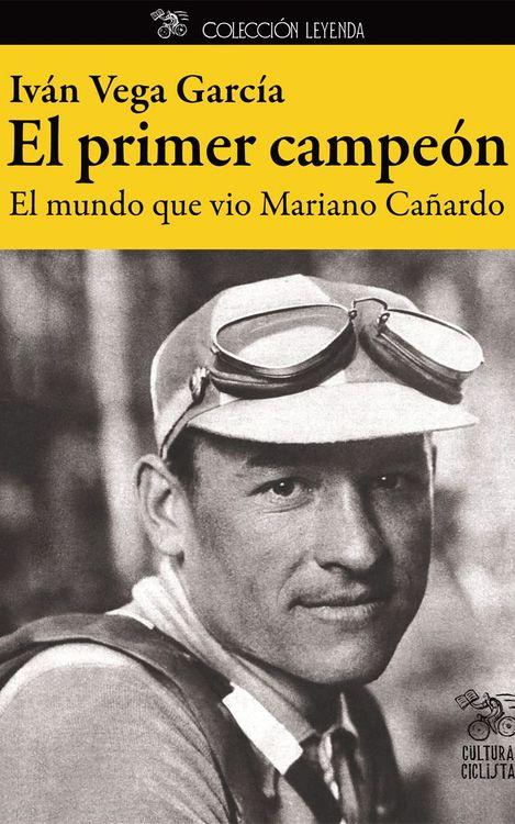 Presentació del llibre sobre Mariano Cañardo 'El primer campeón'