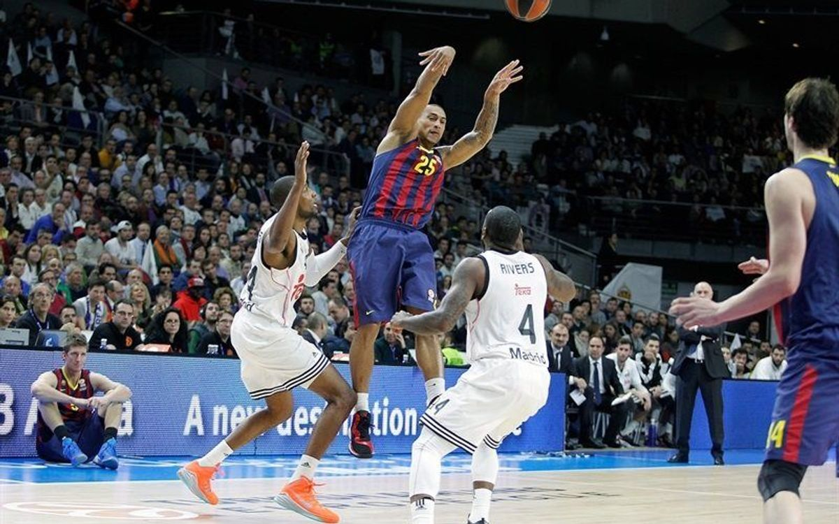 Real Madrid v FC Barcelona: Bad night at the Palacio (97-73)