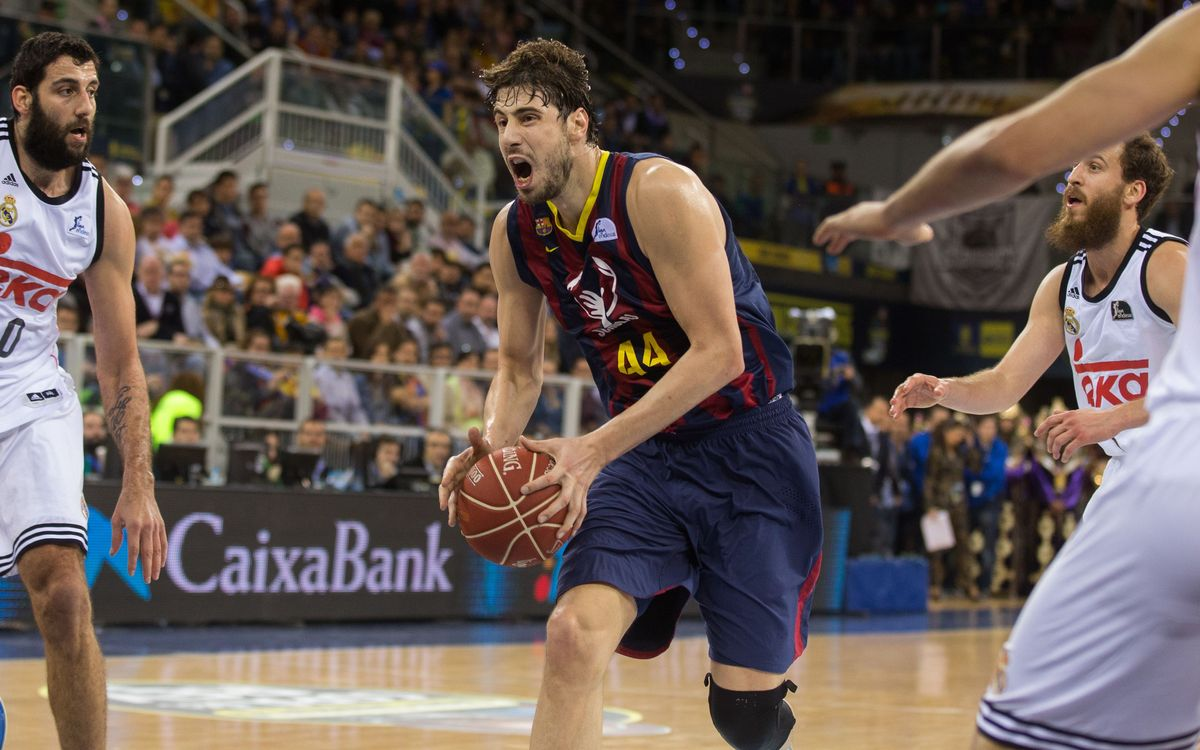 FC Barcelona v Real Madrid: Late drama ends in disappointment (71-77)