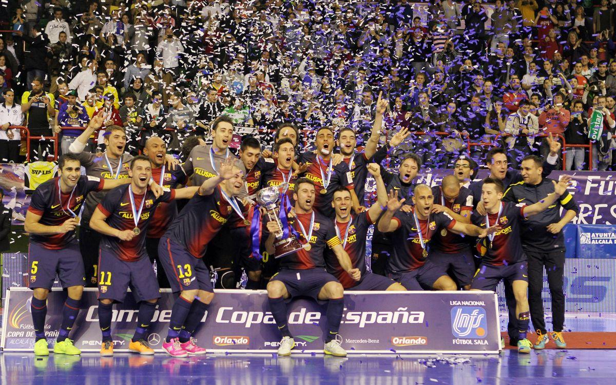 La Copa d'Espanya és un títol especial
