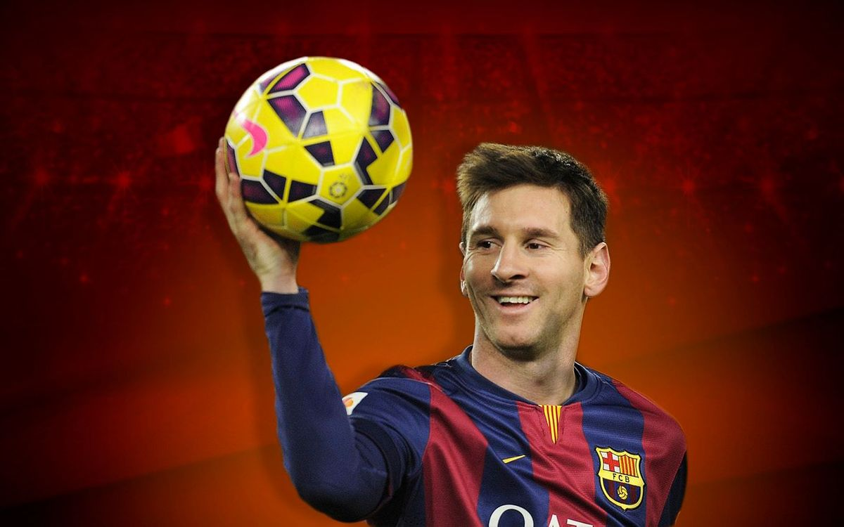 TOP5: Messi's best hat-tricks