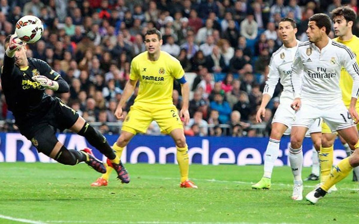 Rival watch: Gap closes to two points after Real Madrid and Villarreal draw