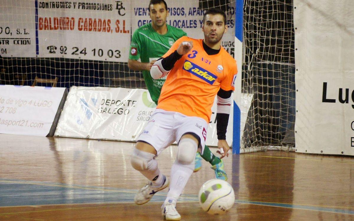 Miguel Mendiola, nou jugador del Barça