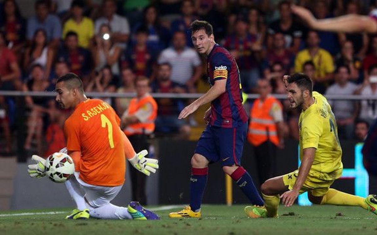 Match Preview: FC Barcelona v Villarreal
