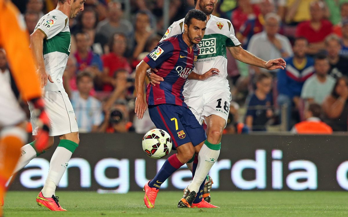 Match Preview: FC Barcelona - Elche