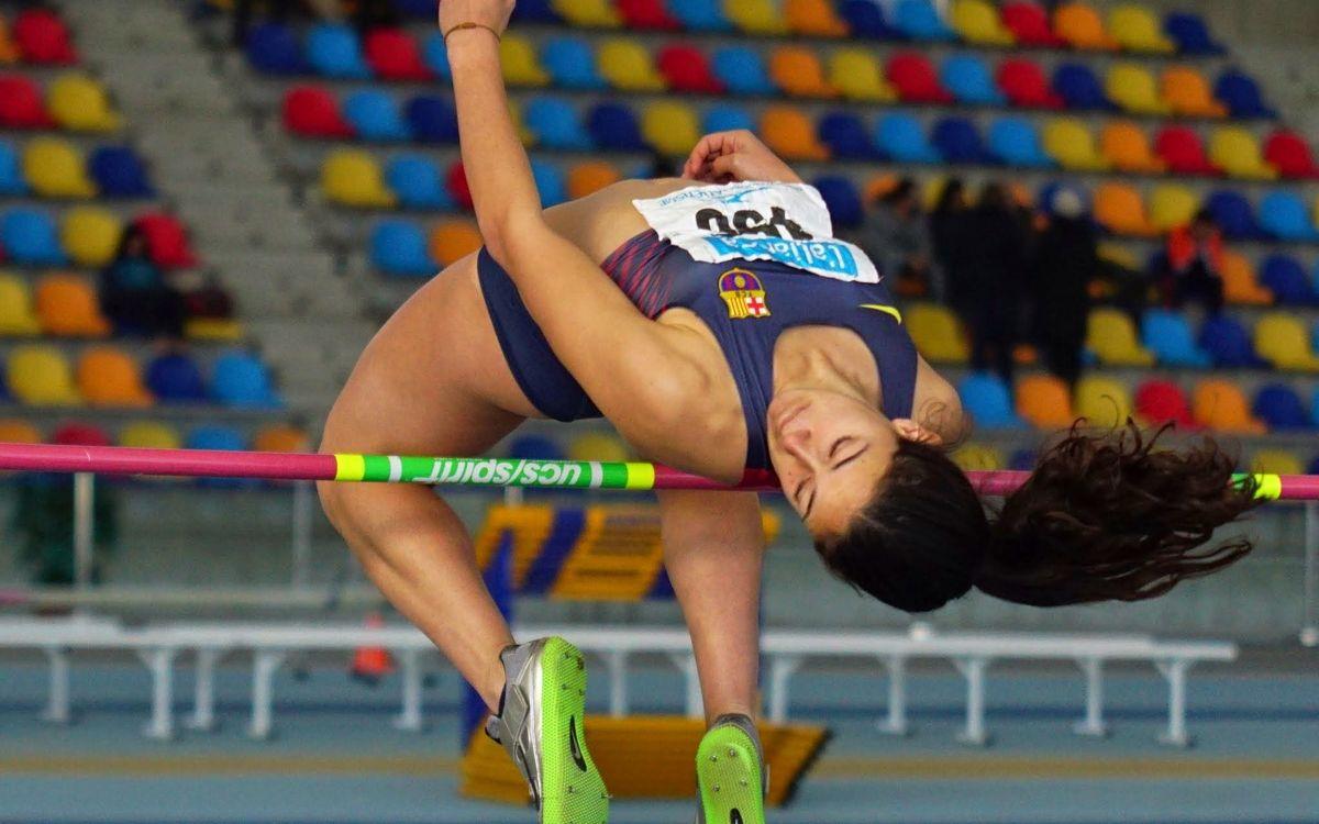 Trobada internacional de proves combinades en pista coberta