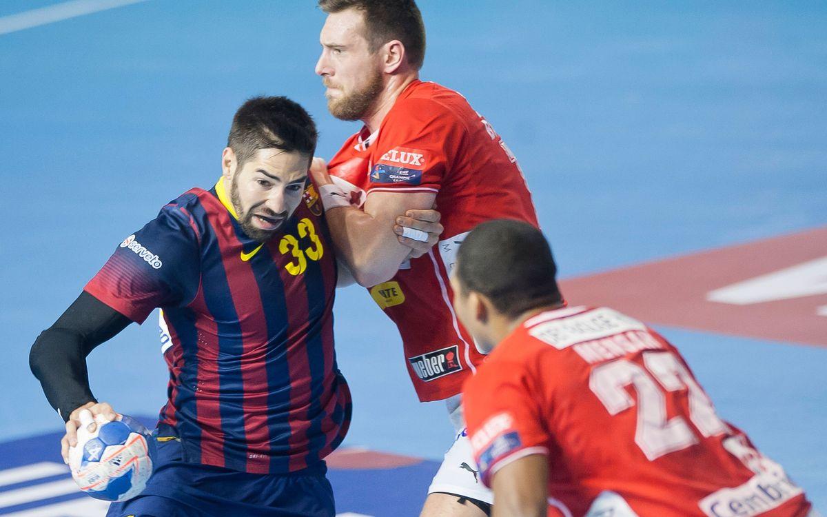 L'Aalborg, rival del Barça d'handbol a vuitens de final de Champions