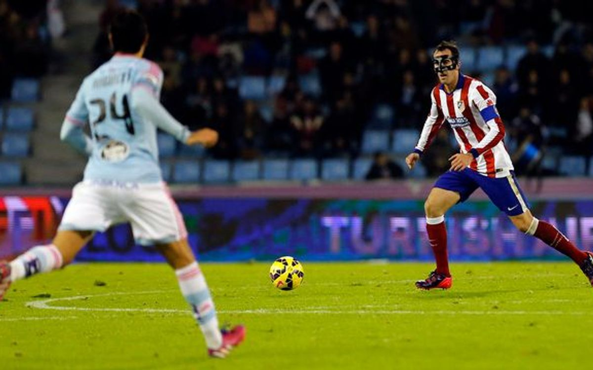 Atlético drop away from the leaders, Real Madrid stay top