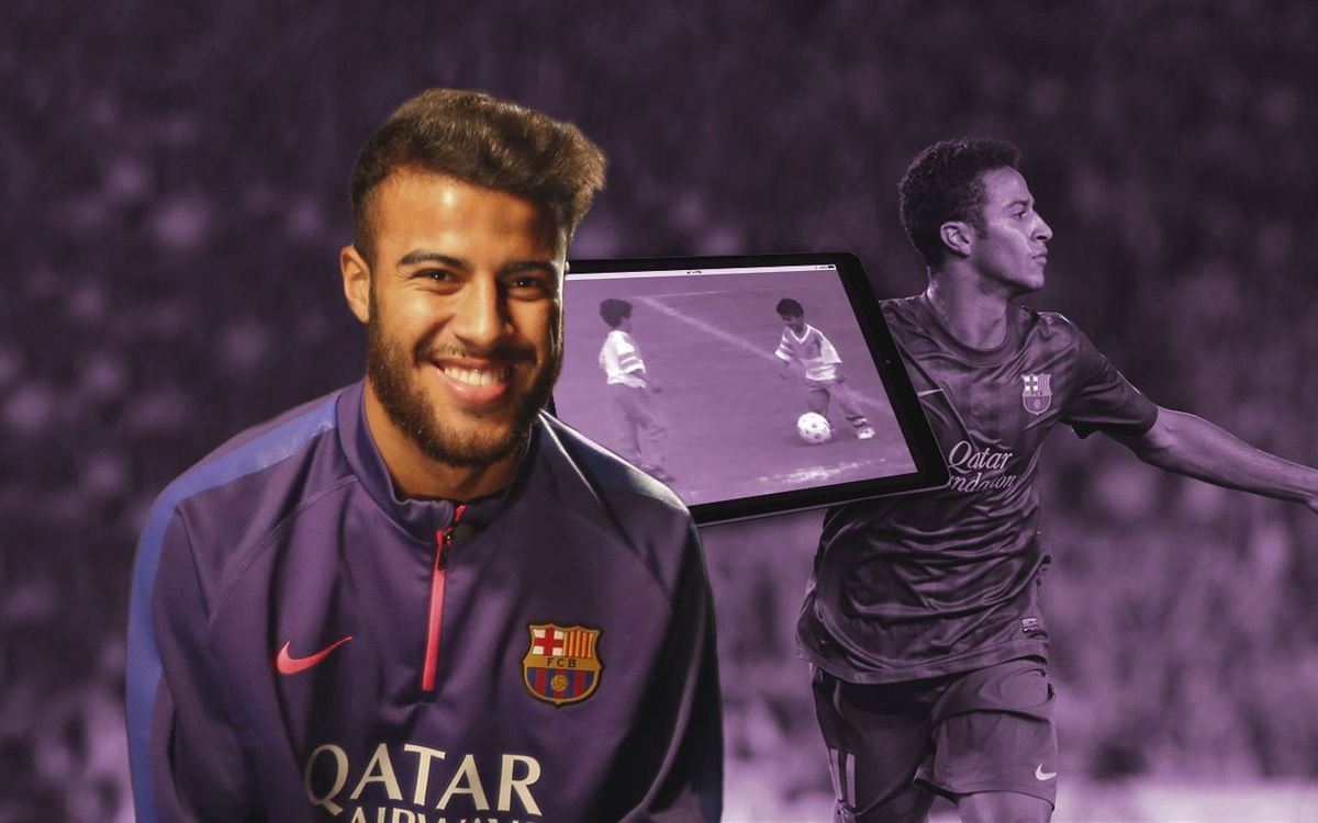 Rafinha: My childhood