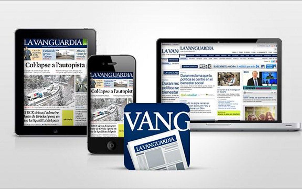 60 dies gratuïts de subscripció digital a 'La Vanguardia'