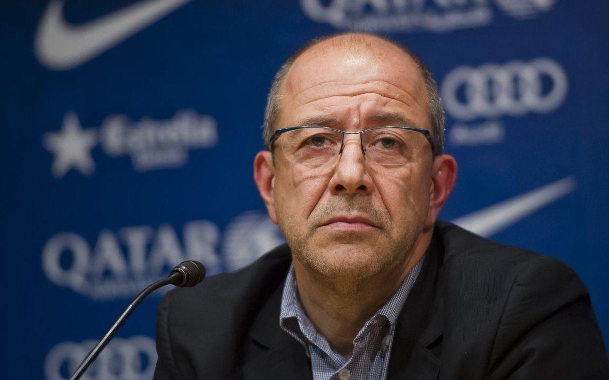 """Manel Arroyo: """"Telefónica ens ajudarà a expandir la marca Barça a tot el món"""""""