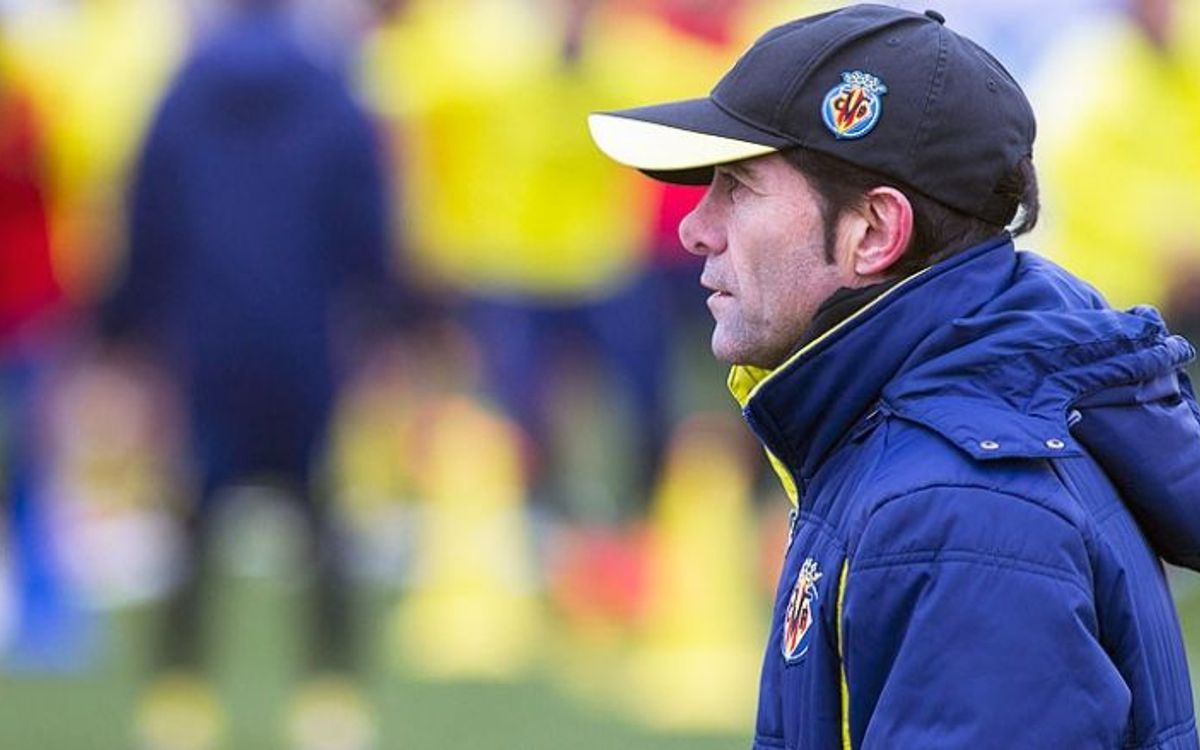 Marcelino feels this Barça is 'an extraordinary team'