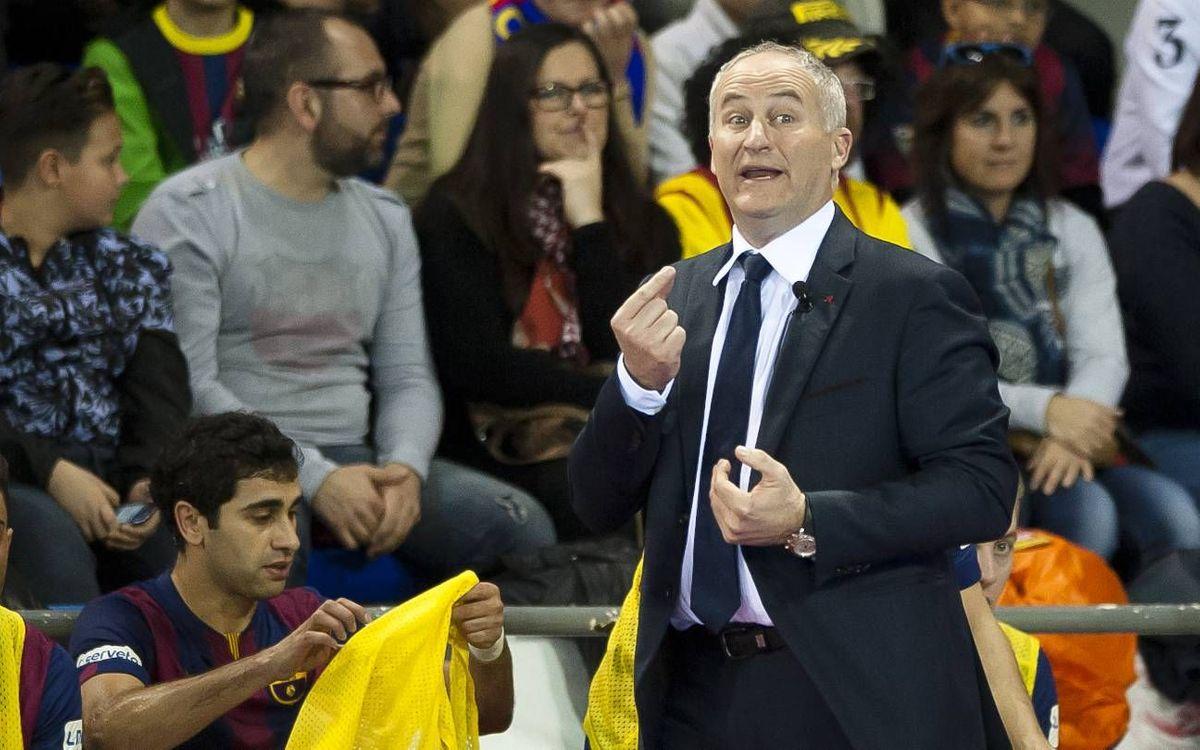 Carmona ha dirigit el Barça en Lliga en 300 partits