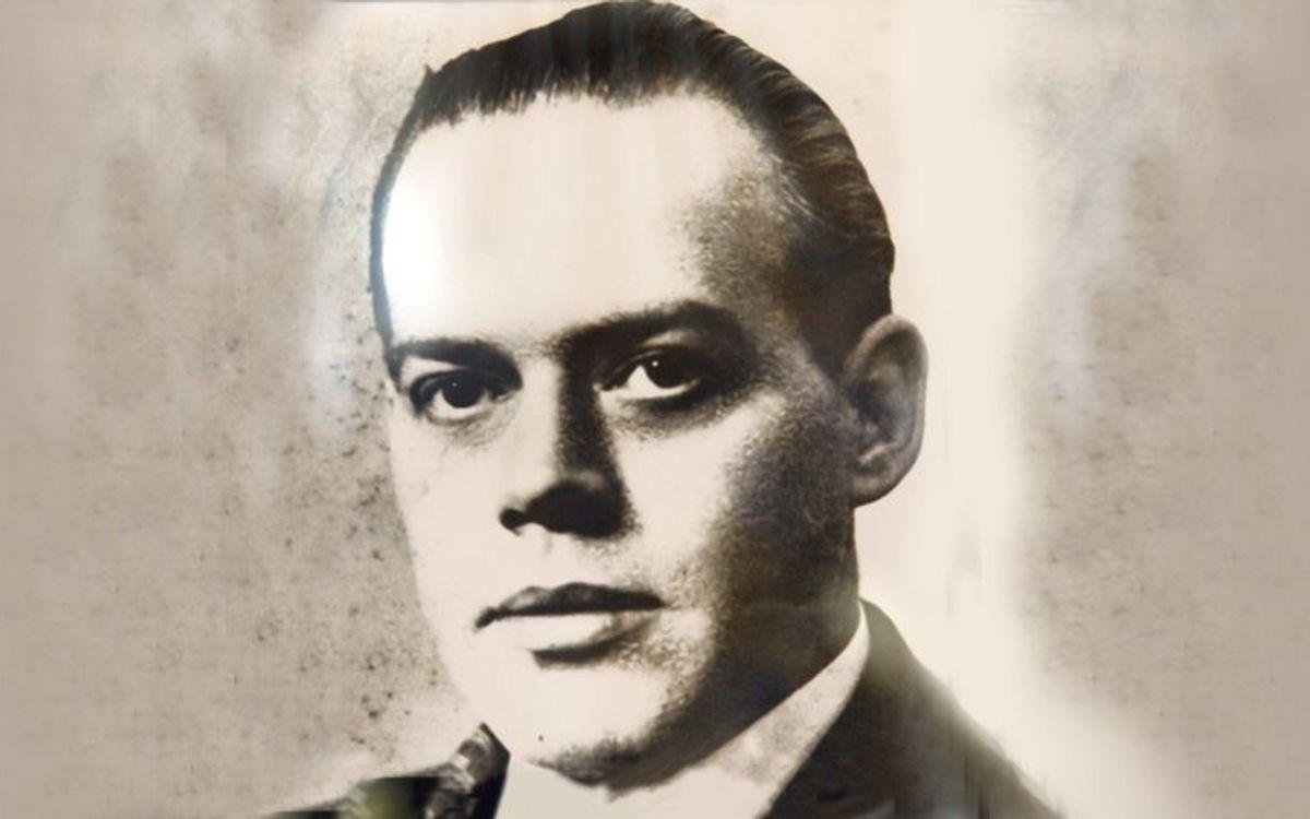 90 years since Josep Suñol became an FC Barcelona member