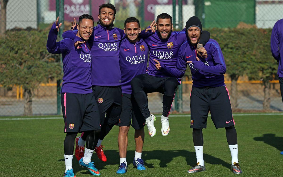 Adriano stresses team unity