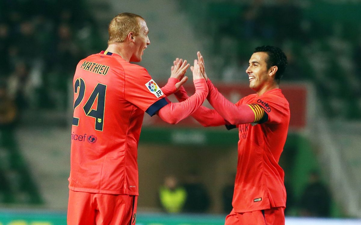 Elche v FC Barcelona (0-4): Barça book quarter final spot against Atlético Madrid
