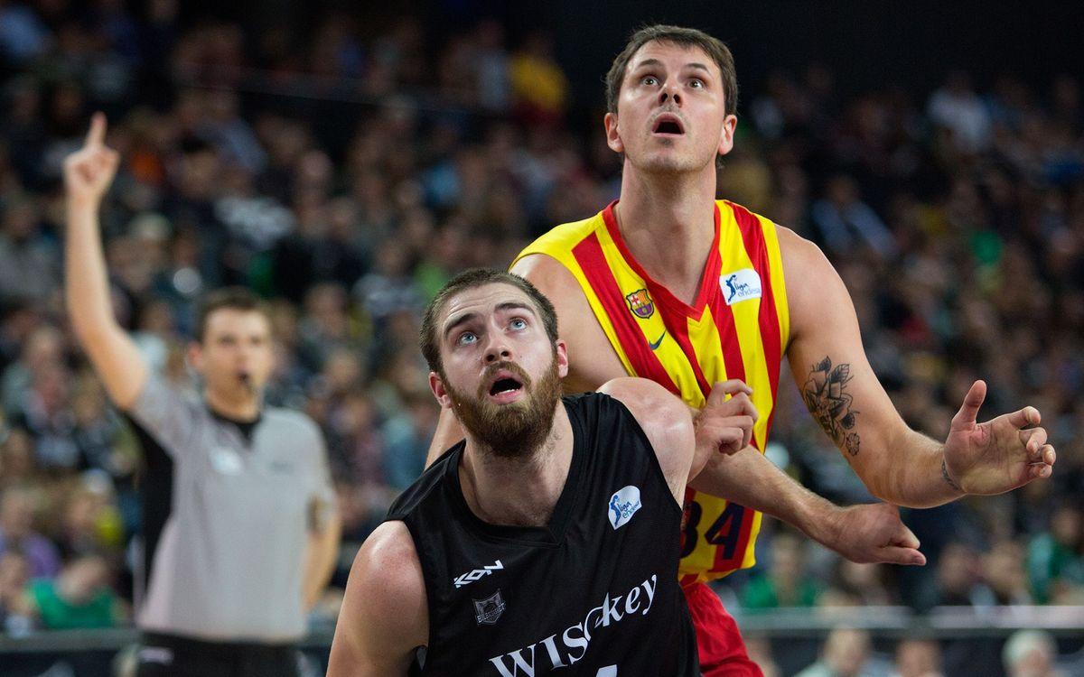 Bilbao Basket v FC Barcelona: Beaten in final period (73-67)