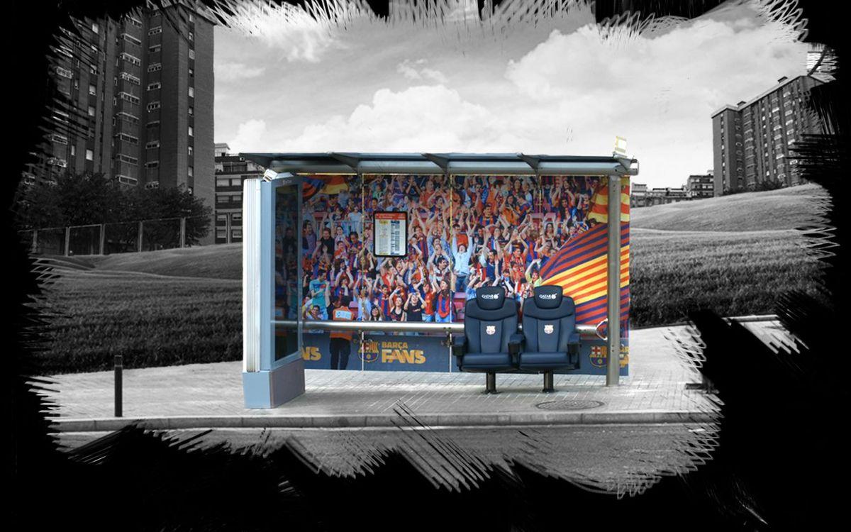 Next Stop: Barça Fans