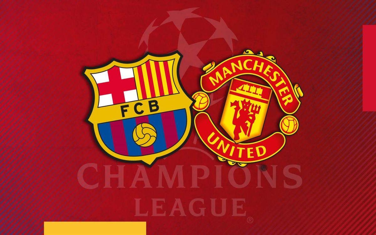 El United, rival en los cuartos de Champions