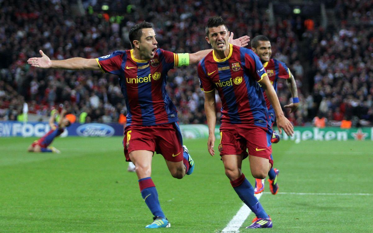 Dos finales de Champions en el recuerdo