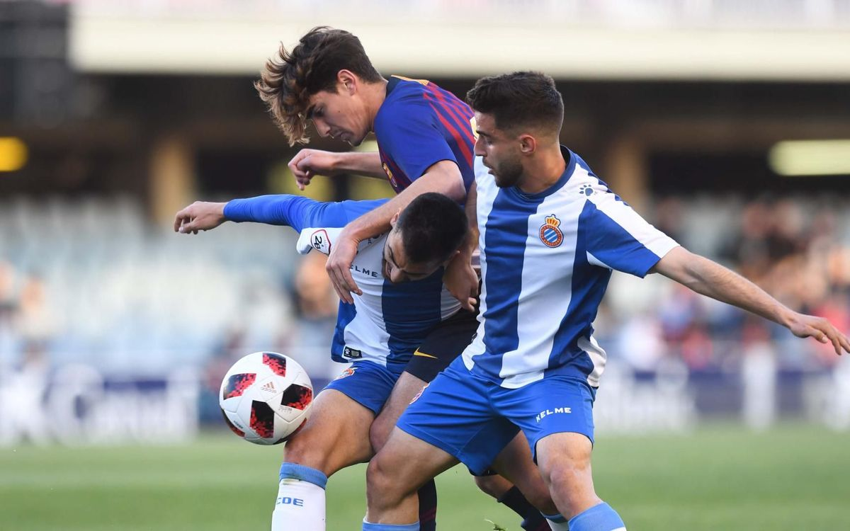 Barça B 0-1 RCD Espanyol B: No luck in the derby
