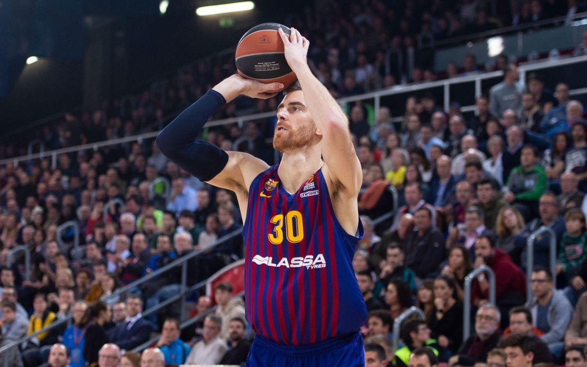 Barça Lassa - Herbalife Gran Canaria: Partido clave para mantenerse en la parte alta