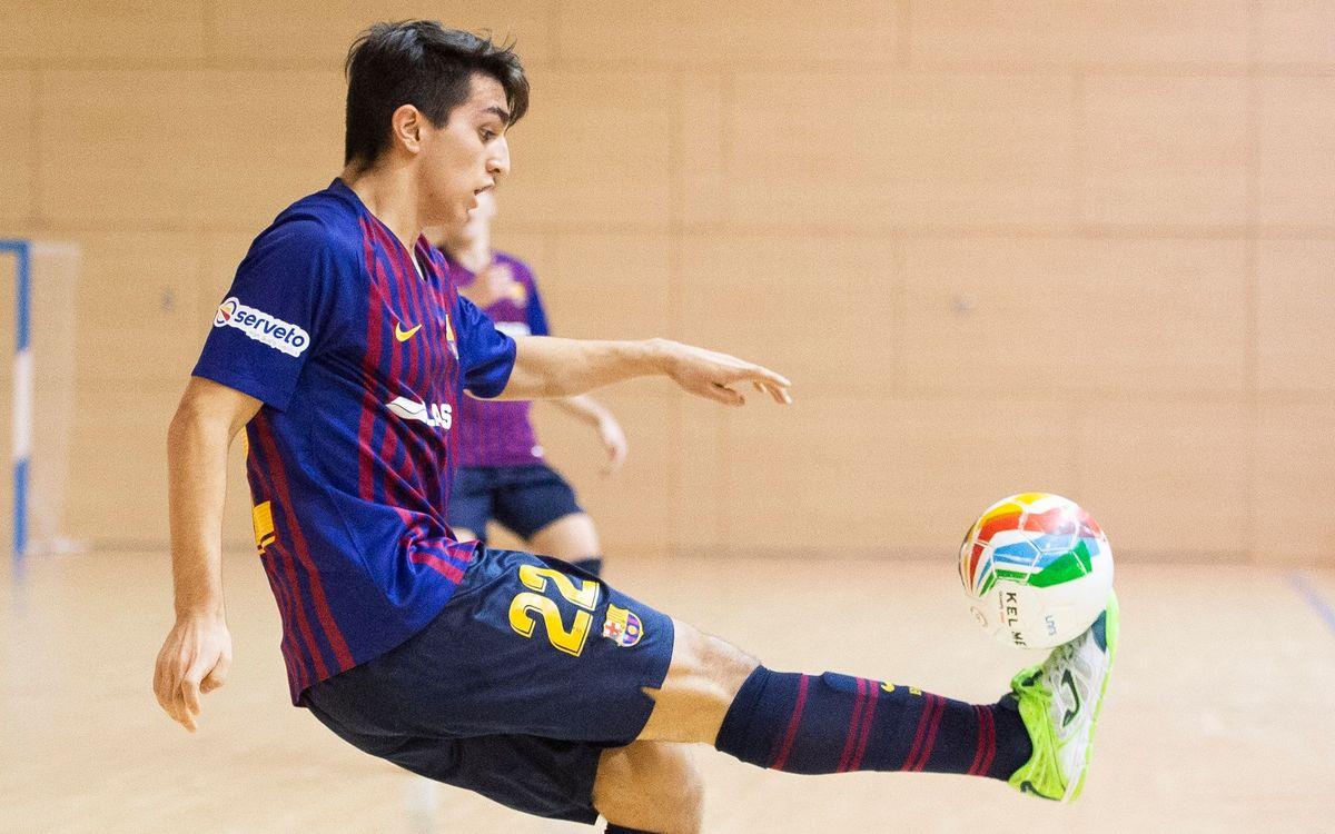 Quatre blaugranes a la selecció espanyola U19