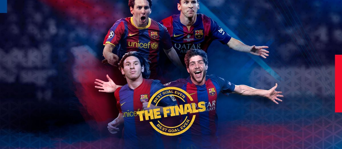 Best Goal Ever: The final is here!