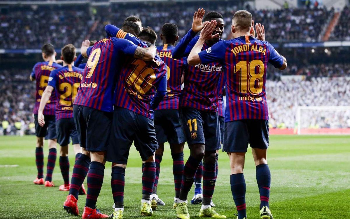 10 stats where Barça top La Liga