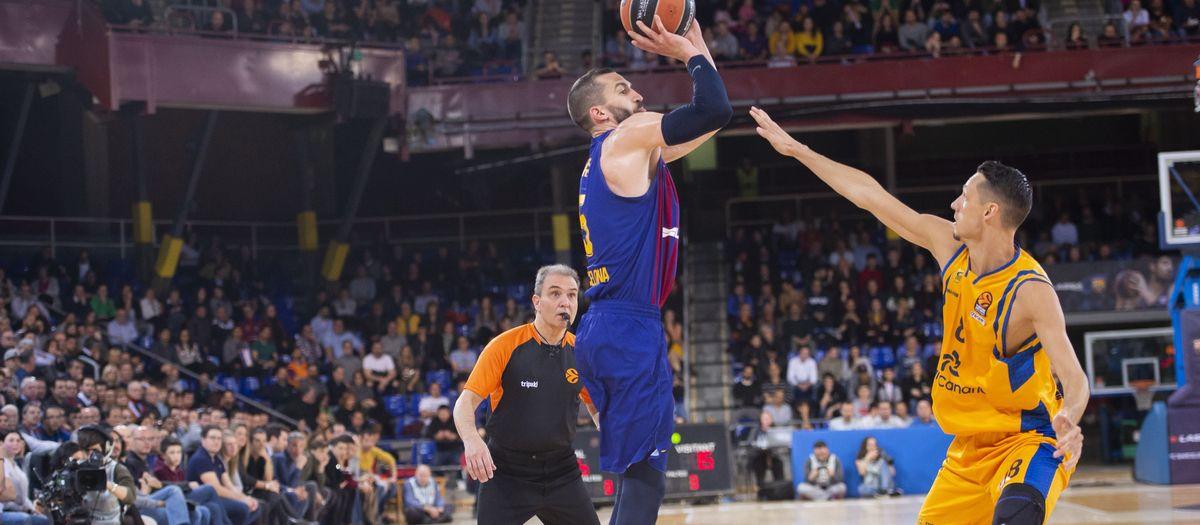 Barça Lassa provide triple trouble in Euroleague win