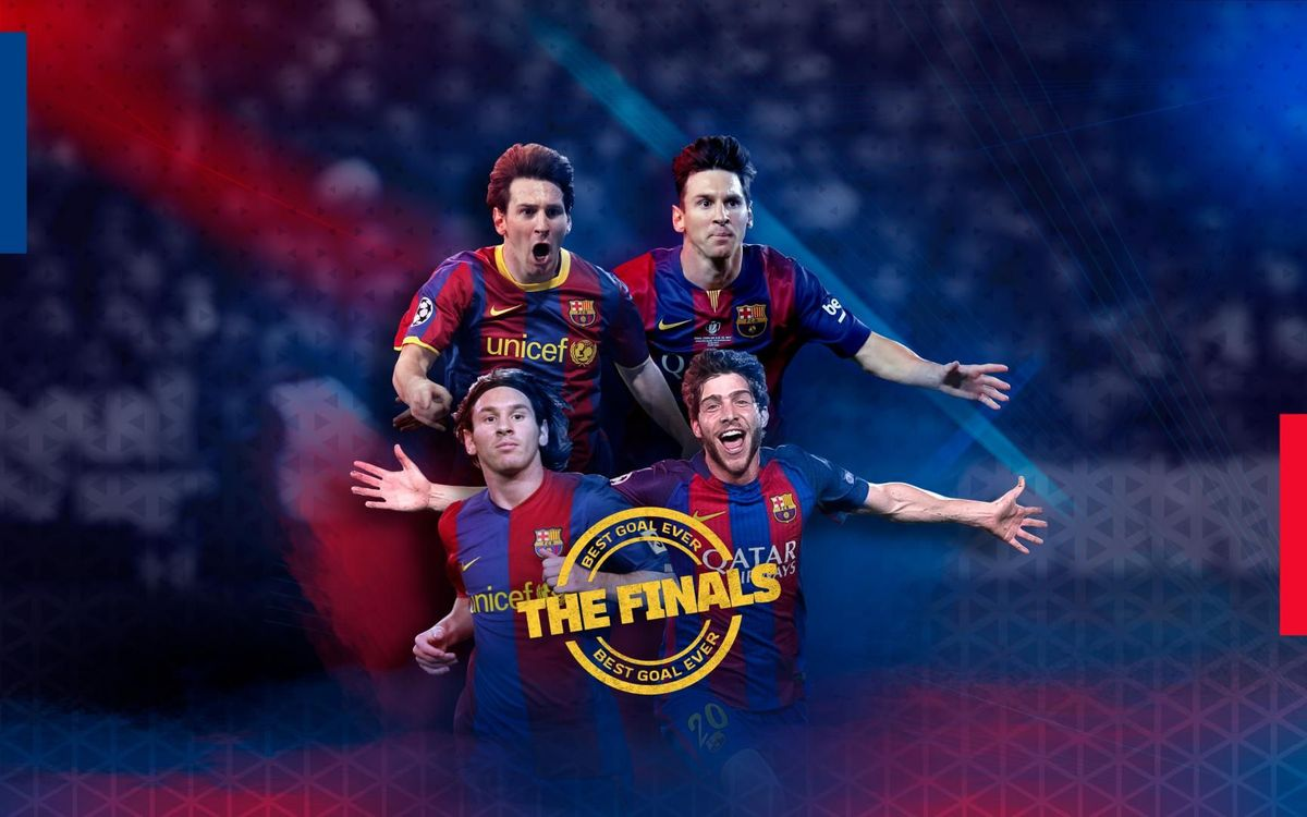 Best Goal Ever: Arrenca la gran final!