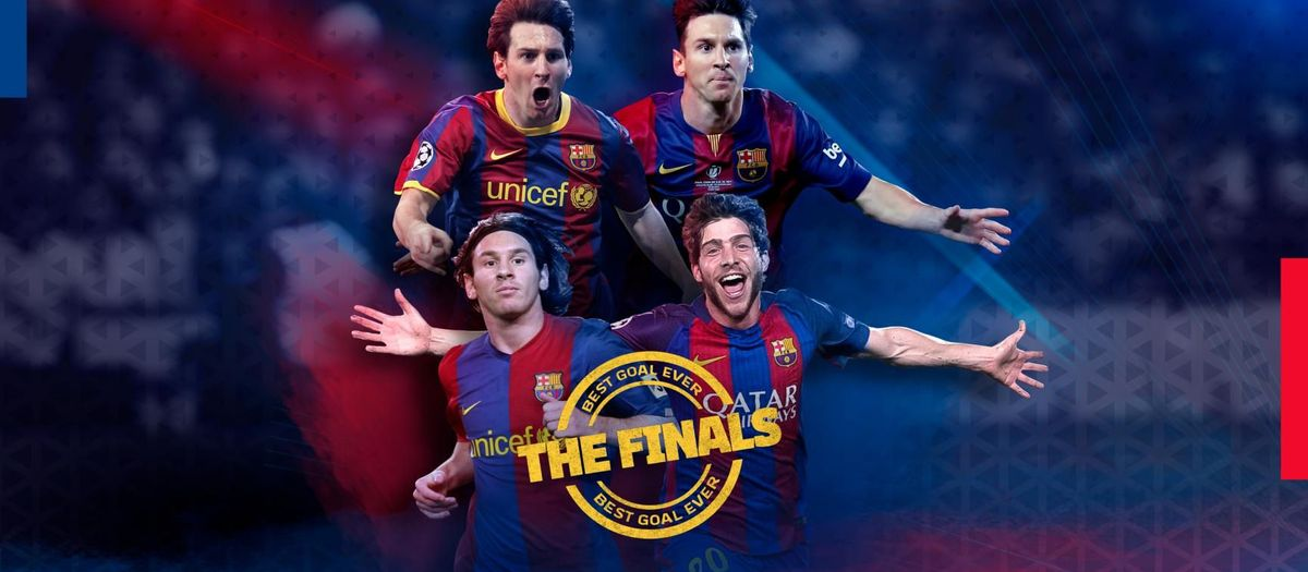 Best Goal Ever: La Finale