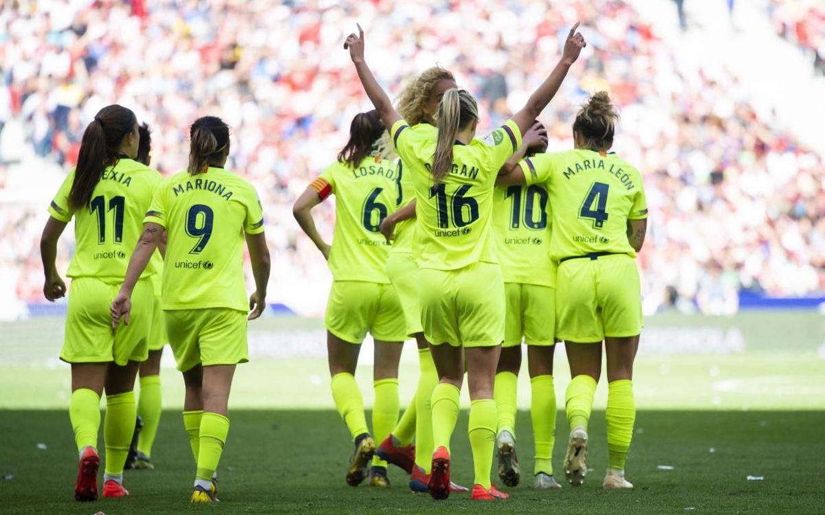 Barça Femenino - LSK Kvinner (previa): Quieren volver a hacer historia
