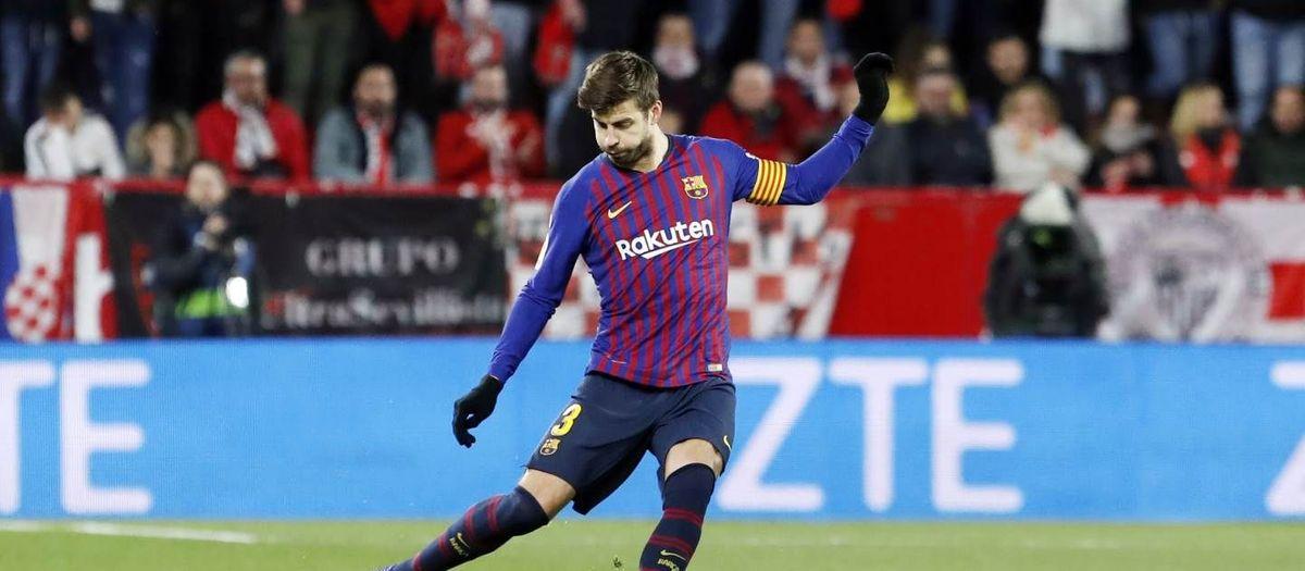 Piqué, convocado con la Selección Catalana