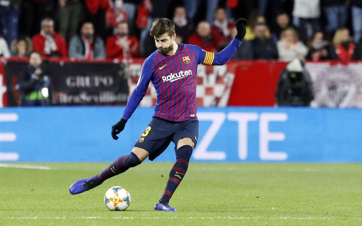 Piqué y Riqui Puig, convocados con la Selección Catalana