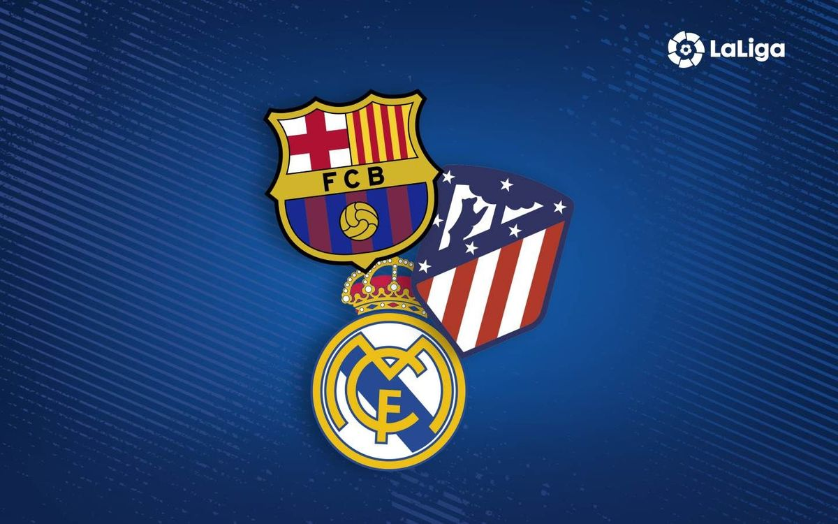 The final sprint for La Liga