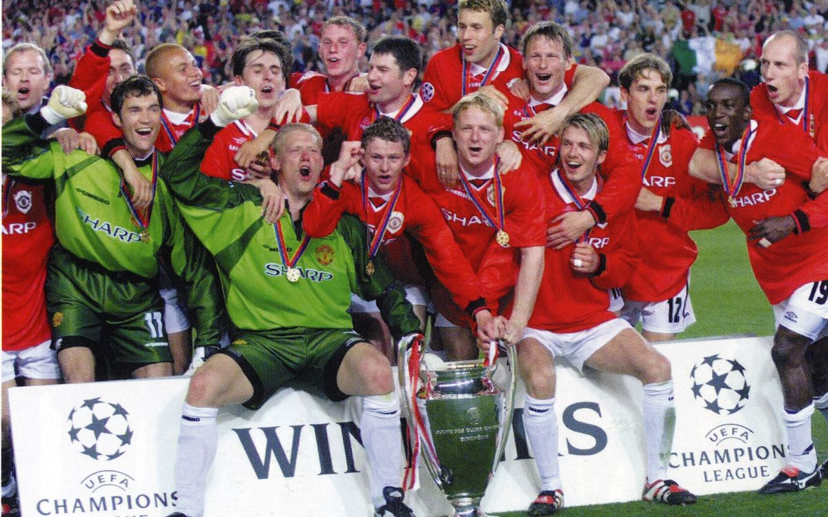 1999: Man United's miracle at Camp Nou