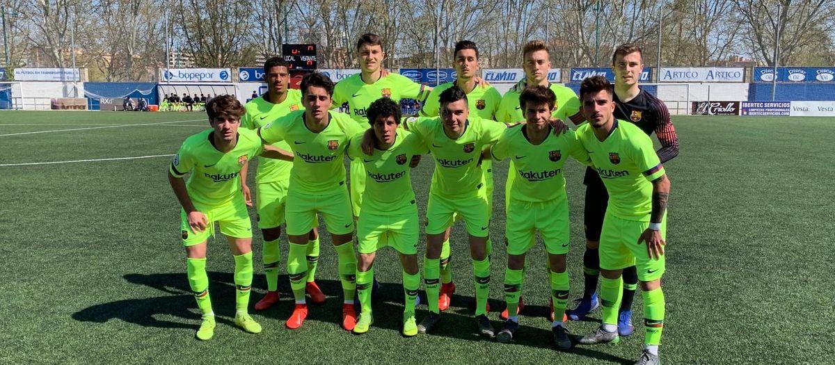 CD Ebro – Barça B: Triunfo de oficio a domicilio (0-1)