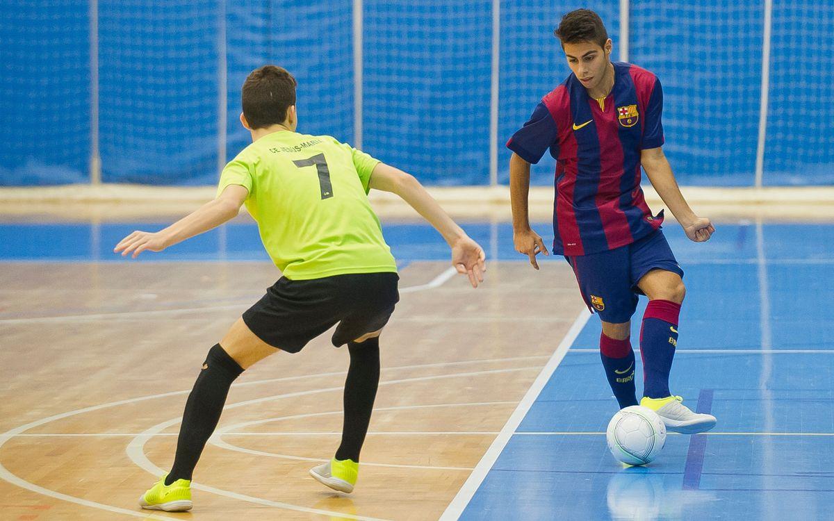 En una jornada reduïda, el Barça continua manant