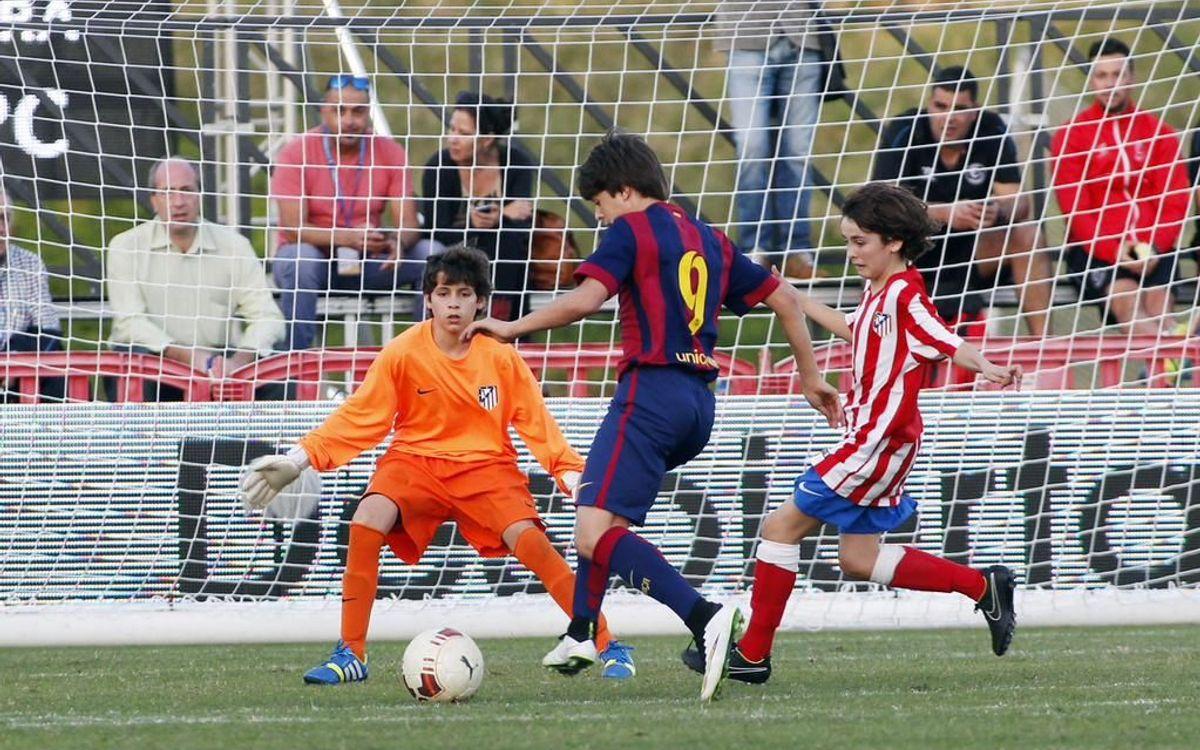 L'Infantil B cau per penals a quarts de final del XIX Torneig Internacional de la Lliga Promises d'Arona