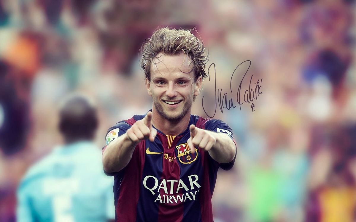 Rakitic: Up Close and Personal