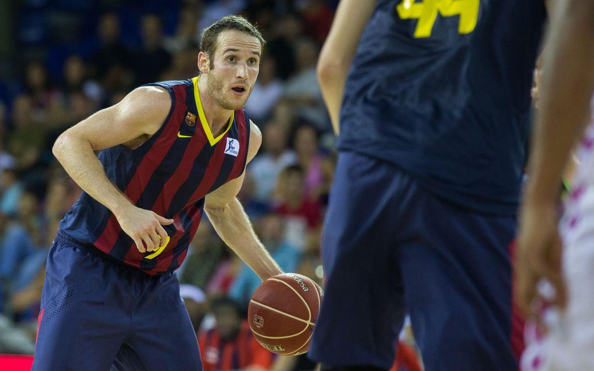 FC Barcelona-CAI Saragossa: Toca guanyar
