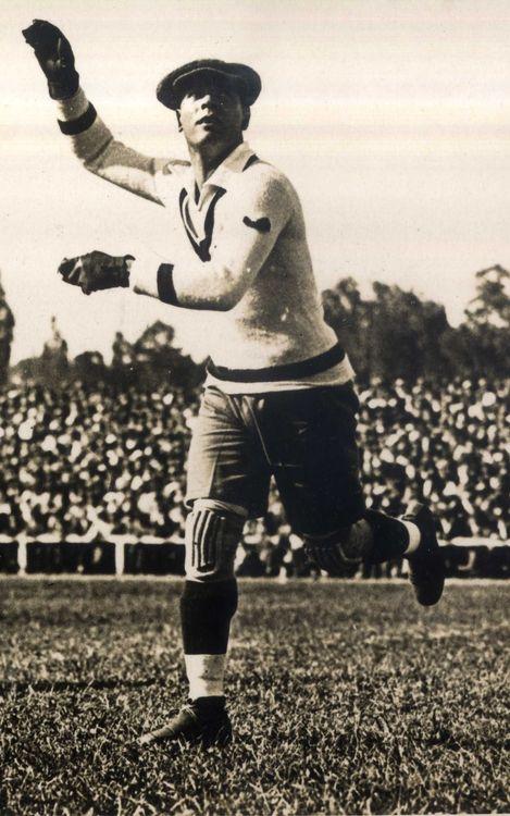 Ricardo Zamora va marcar de penal fa 95 anys