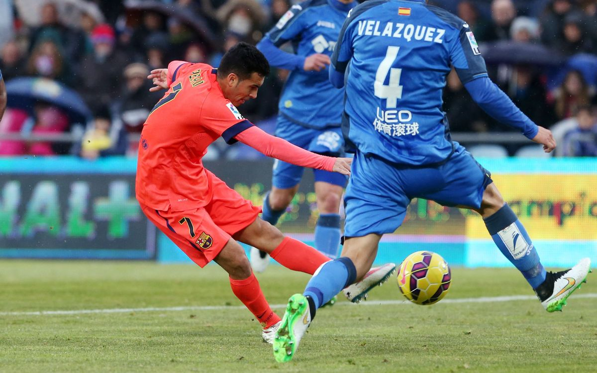 Facts and figures from Getafe