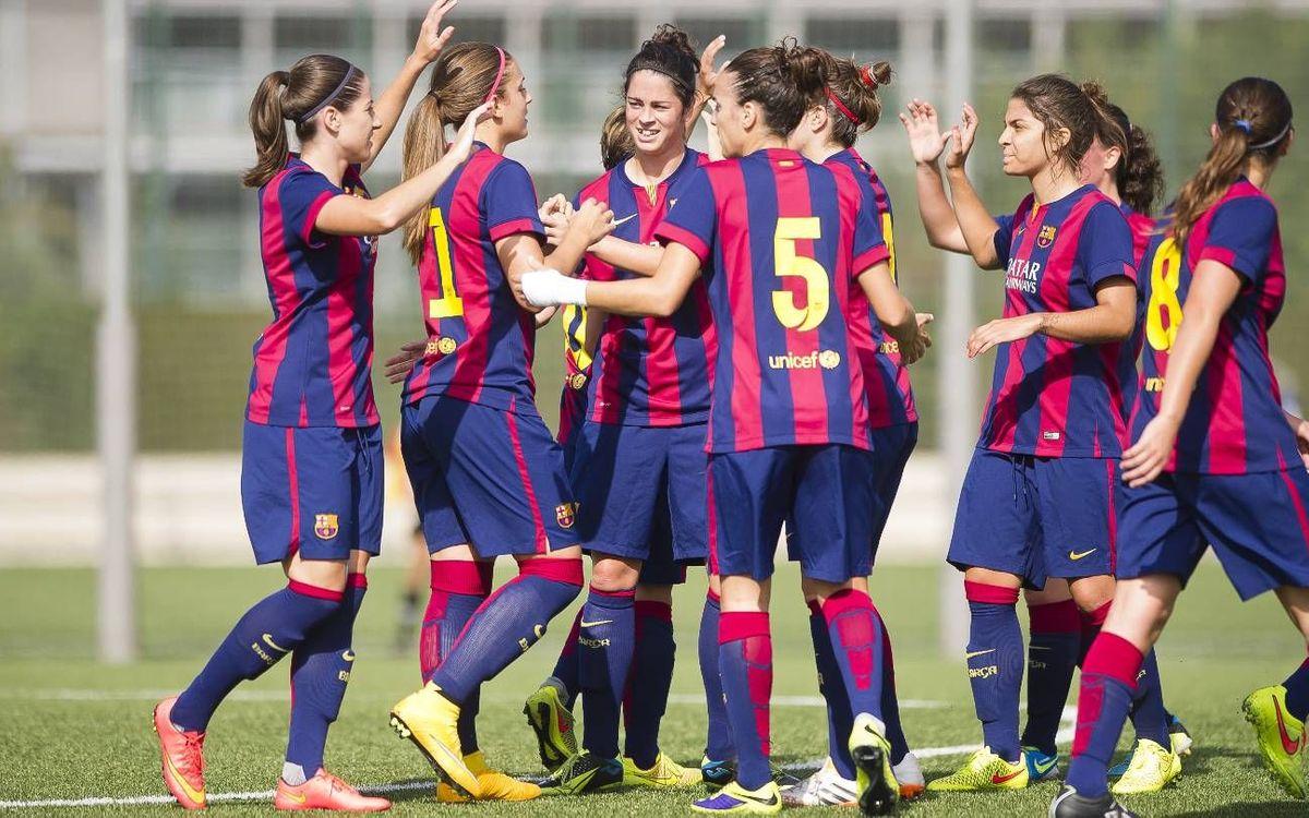 FC Barcelona – Sevilla: Victòria per a la confirmació (0-3)