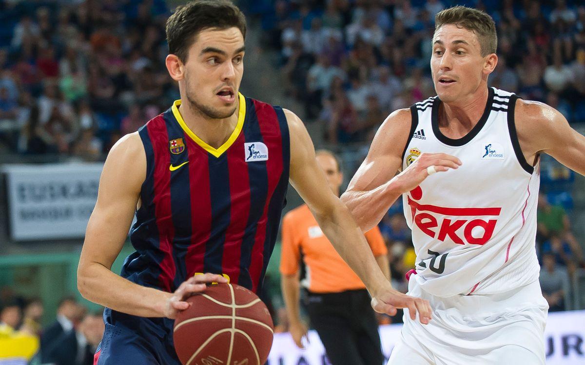 Tomas Satoransky, baixa per a la Lliga Catalana