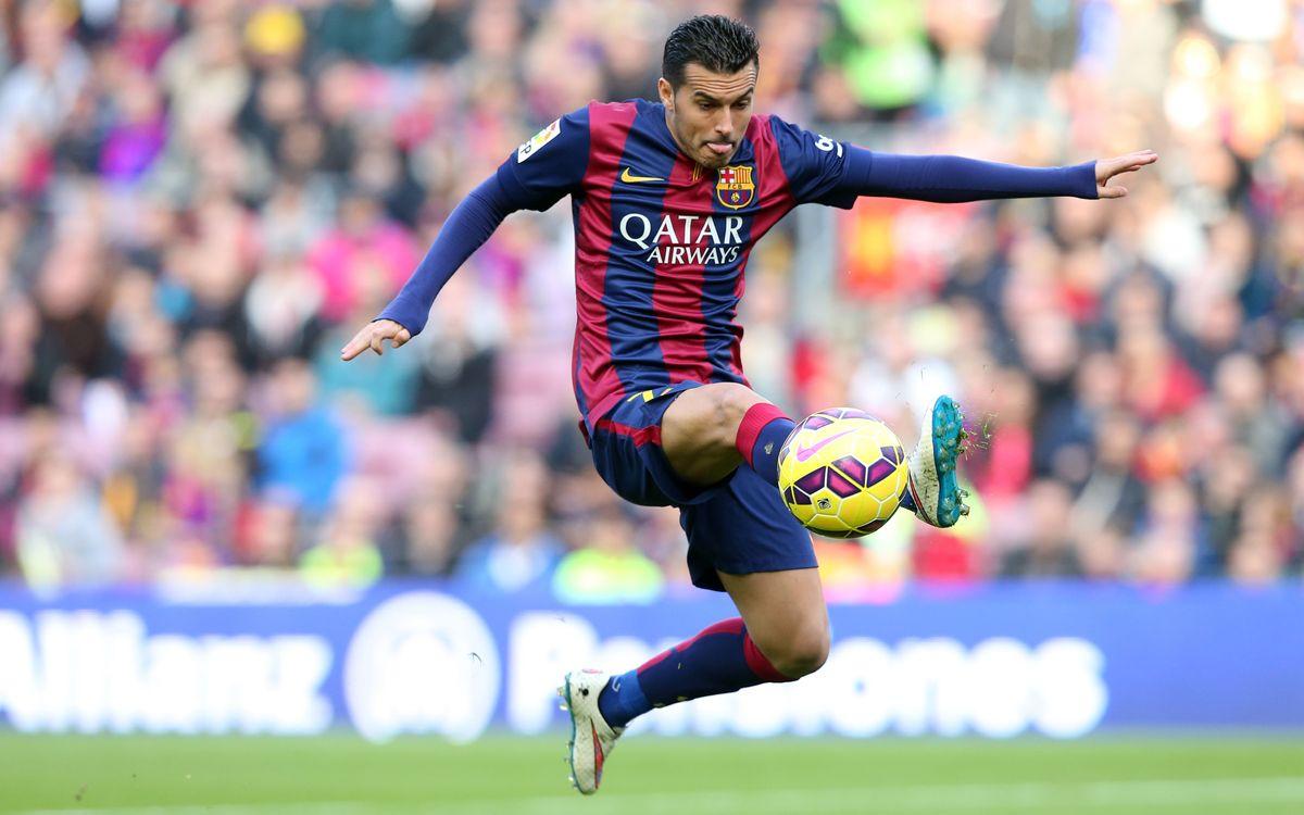 Pedro's scoring run continues