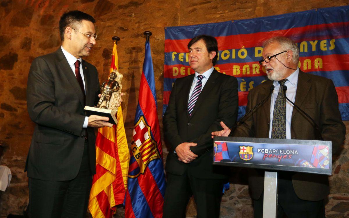 Bartomeu, a la nit de les Penyes del Barcelonès Est